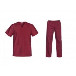 Комплект туника и панталон CESARE | Бордо