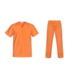 Комплект туника и панталон CESARE | Прасковен