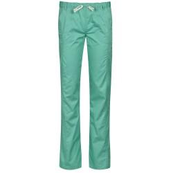 Работен панталон LUCA | Зелено