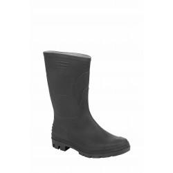 Високи ботуши 38 см. RAIN | Черно