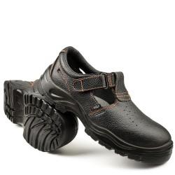 Защитен сандал S1P CAPRI S1P | Черно
