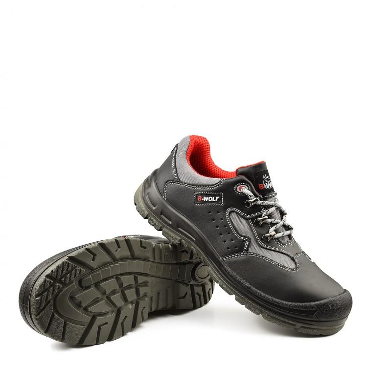 Защитни работни обувки S3 VORTEX S3   Черно