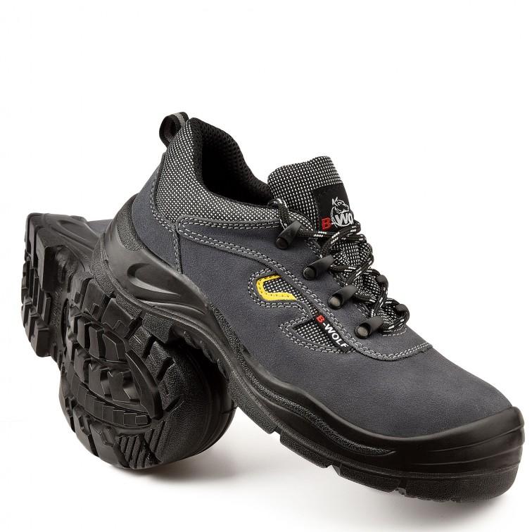 Защитни работни обувки S1P DYLAN S1P | Сиво