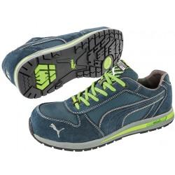 Защитни работни обувки S1P SRC HRO AIRTWIST Low S1P | Светло синьо