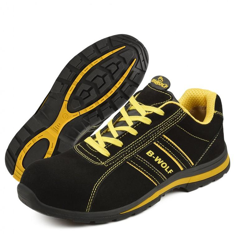 Защитни работни обувки  COMET S1P  | Черно