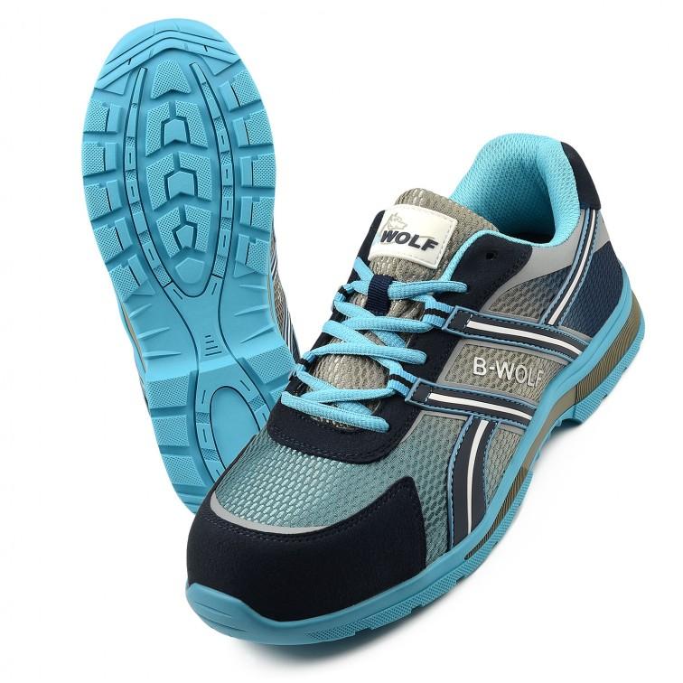 Защитни работни обувки  DASH S1P | Синьо