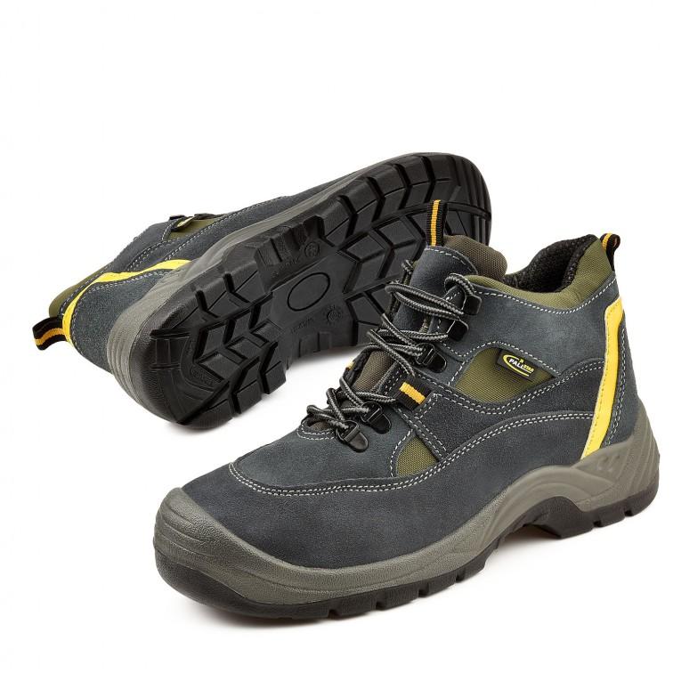 Защитни работни обувки S1 SICILIA Hi S1 | Тъмно синьо