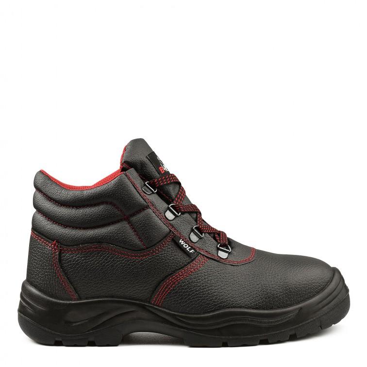 Защитни работни обувки О2 HRO MAGMA Hi O2 | Черно