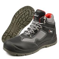Защитни работни обувки S3 VORTEX Hi S3 | Черно