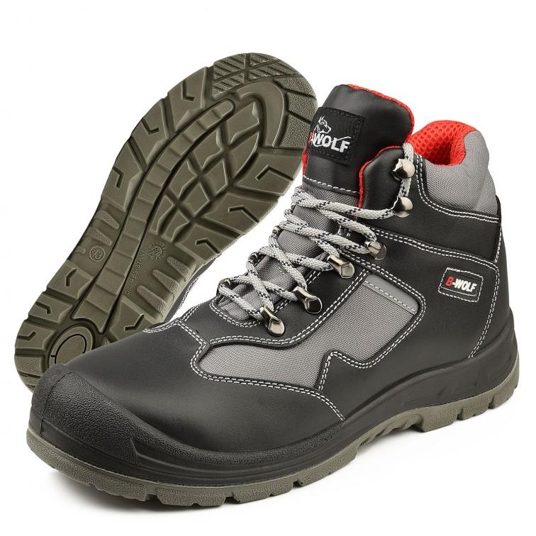 Защитни работни обувки S3 VORTEX Hi S3   Черно