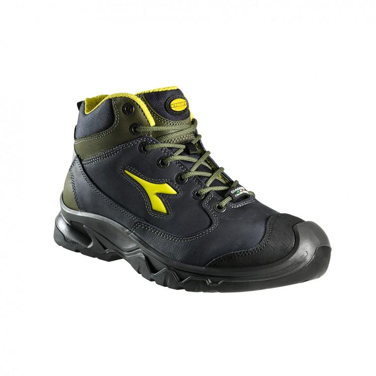 Защитни работни обувки S3 CONTINENTAL II Hi S3 | Синьо