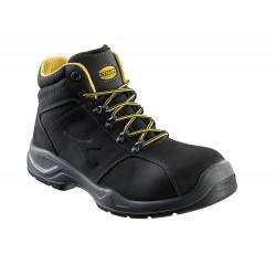 Защитни работни обувки S3 FLOW II HI S3 | Черно