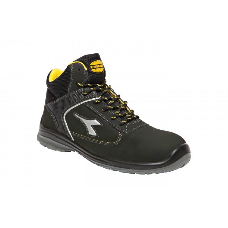 Защитни работни обувки  D-BLITZ Hi S3  | Черно