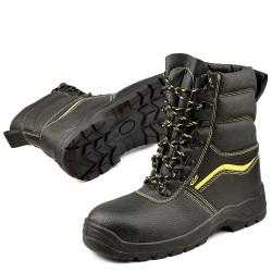 Работни обувки S3 ASPEN Hi S3 | Черно