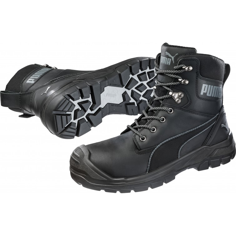 Защитни работни обувки S3 WR HRO SRC CONQUEST HI S3 | Черно