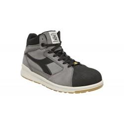Защитни работни обувки S3 D-JUMP Hi S3 | Сиво | Черно