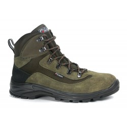 Защитни работни обувки  DUBLIN  | Зелено