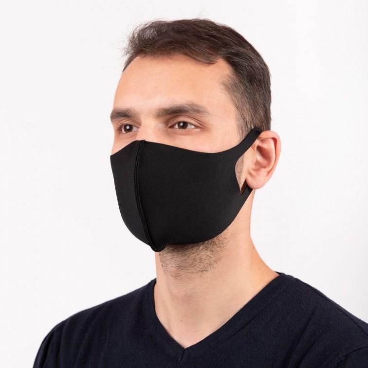 Защитна неопренова маска за многократна употреба 1 брой / NFIL - Pack 1 / НАЛИЧНO / ОГРАНИЧЕНО КОЛИЧЕСТВО