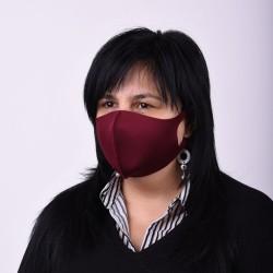 Защитни неопренови маски за многократна употреба Бордо - 20 броя в пакет / NFIL - Pack 20-R / НАЛИЧНO / ОГРАНИЧЕНО КОЛИЧЕСТВО