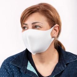 Защитна неопренова маска за многократна употреба Бяла - 1 брой / NFIL - Pack 1-W / НАЛИЧНO / ОГРАНИЧЕНО КОЛИЧЕСТВО