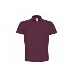Тениска MIKONOS | Виненочервен цвят
