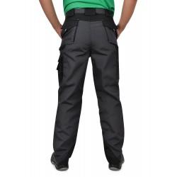 Работен панталон BRAVE Trousers | Тъмно сиво