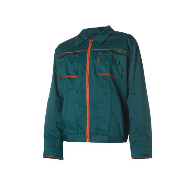 Лятно работно яке | Зелен цвят
