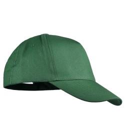 Шапка с козирка BALI | Тъмно зелено