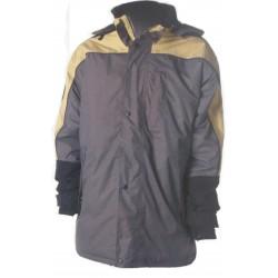 Двуцветно работно яке