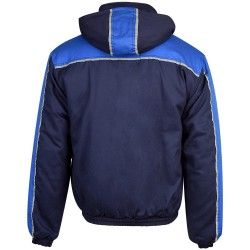 Ватирано работно яке ZEUS Jacket | Тъмно синьо