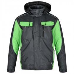 Ватирано работно яке BRAVER Jacket | Черно