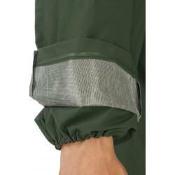 Дъждобран PVC AION   Тъмно зелено