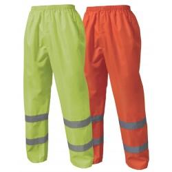 Жълт сигнален панталон