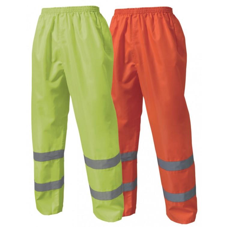 Оранжев сигнален панталон