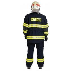 Костюм за Пожарникарски INFERNO   Черно