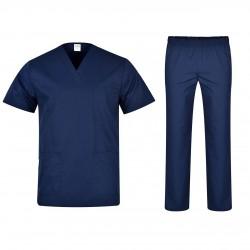 Комплект туника и панталон COLOMBO | Тъмносин
