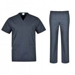 Комплект туника и панталон COLOMBO | Сив