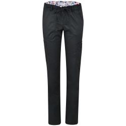 Дамски медицински панталон LINDSEY | KOI Design | Черен