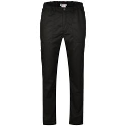 Мъжки медицински панталон RAYAN | KOI Design | Черен