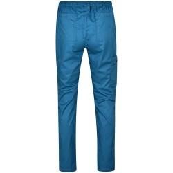 Мъжки медицински панталон RAYAN | KOI Design | Синьо-зелен