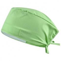Зелена медицинска шапка | ADELINA | B-well
