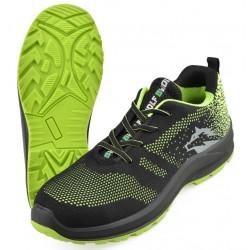 Защитни работни обувки SHOW S1 | Зелен