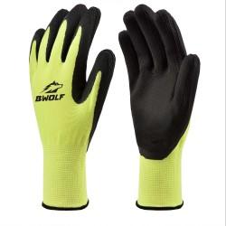 Работни ръкавици PAVALAN | Жълто
