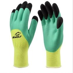 Работни ръкавици LIFT   Жълто   Зелено