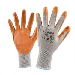 Работни ръкавици HOLD | Сиво