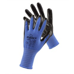 Работни ръкавици XENIA | Синьо