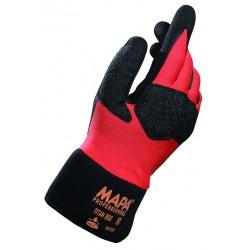 Работни ръкавици TITAN 850 | Червено