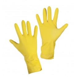 Работни ръкавици домакински LEMON | Жълто