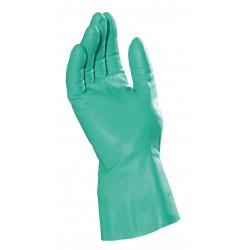 Работни ръкавици Нитрил ULTRANITRIL 485 | Зелено