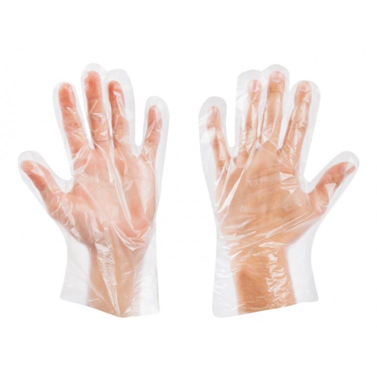 Работни ръкавици 100 бр. в опак OSLO